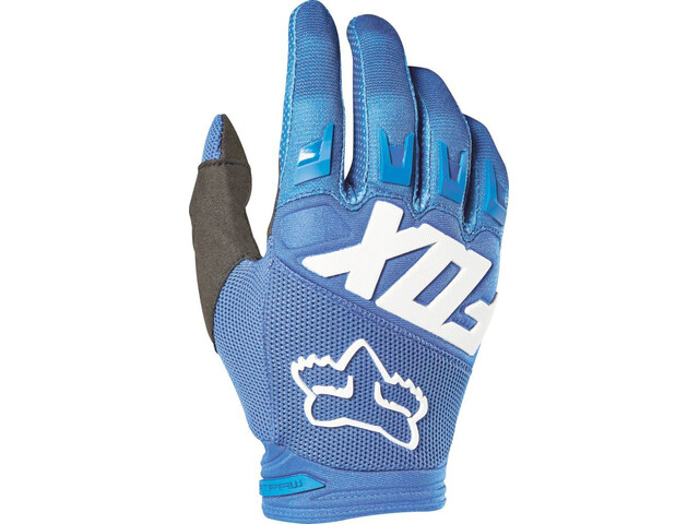 Fox Dirtpaw Gloves Herren blue